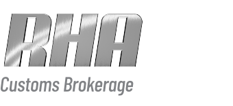 RHA Customs Brokerage